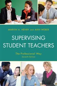 Cover Supervising Student Teachers