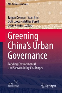 Cover Greening China's Urban Governance