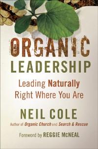 Cover Organic Leadership