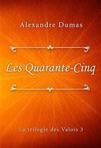 Cover Les Quarante-Cinq