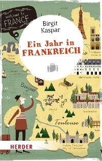 Cover Ein Jahr in Frankreich