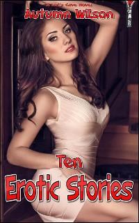 Cover Ten Erotic Stories