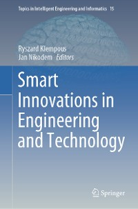 Cover Smart Innovations in Engineering and Technology