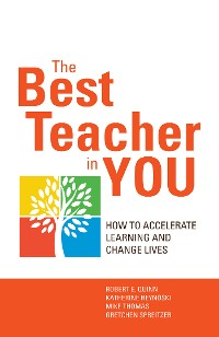 Cover The Best Teacher in You