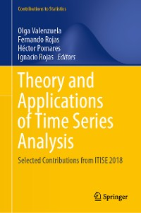 Cover Theory and Applications of Time Series Analysis
