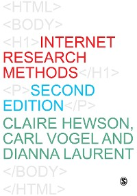 Cover Internet Research Methods