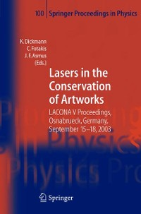 Cover Lasers in the Conservation of Artworks
