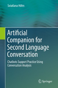 Cover Artificial Companion for Second Language Conversation