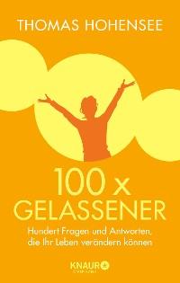 Cover 100 x gelassener