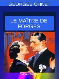 Cover Le maître de forges