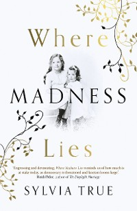 Cover Where Madness Lies