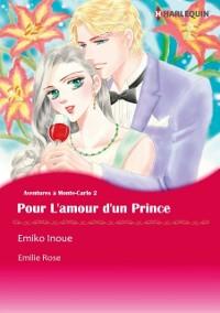Cover POUR L'AMOUR D'UN PRINCE