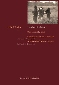 Cover Naming the Land