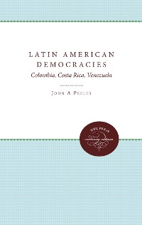 Cover Latin American Democracies