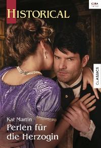 Cover Perlen für die Herzogin