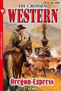 Cover Die großen Western 194