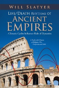 Cover Life/Death Rhythms of Ancient Empires - Climatic Cycles Influence Rule of Dynasties