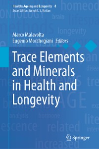 Cover Trace Elements and Minerals in Health and Longevity