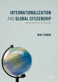 Cover Internationalization and Global Citizenship