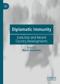 Cover Diplomatic Immunity
