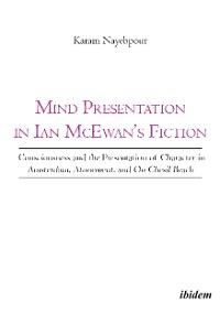 Cover Mind Presentation in Ian McEwan's Fiction