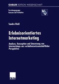 Cover Erlebnisorientiertes Internetmarketing