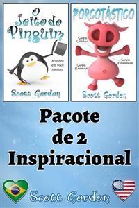 Cover Pacote de 2 Inspiracional
