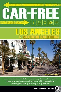 Cover Car-Free Los Angeles and Southern California