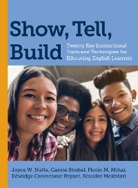 Cover Show, Tell, Build
