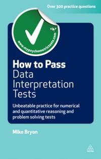 Cover How to Pass Data Interpretation Tests