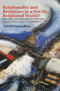 Cover Relationality and Resilience in a Not So Relational World?