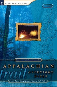 Cover The Best of the Appalachian Trail: Overnight Hikes