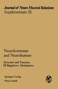 Cover Neurohormones and Neurohumors