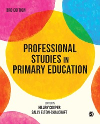 Cover Professional Studies in Primary Education