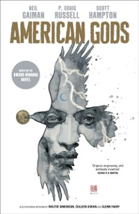 Cover American Gods: Shadows