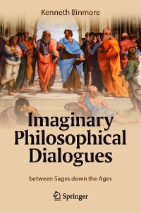 Cover Imaginary Philosophical Dialogues