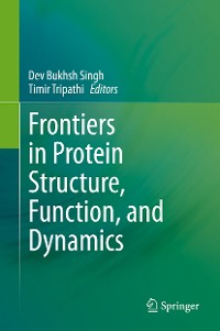 Cover Frontiers in Protein Structure, Function, and Dynamics
