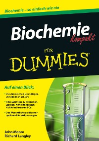 Cover Biochemie kompakt für Dummies