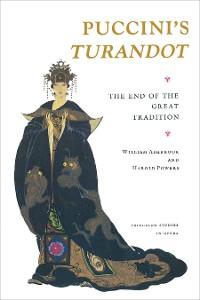 Cover Puccini's Turandot