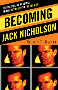 Cover Becoming Jack Nicholson