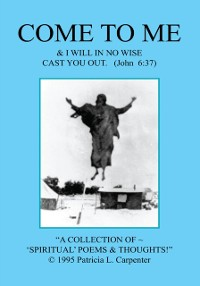 Cover Collection of Spiritual Poems