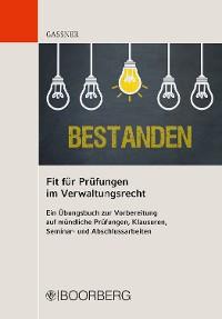 Cover Fit für Prüfungen im Verwaltungsrecht