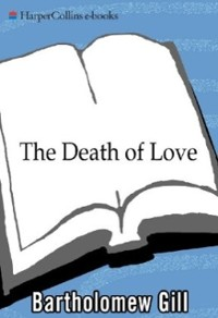Cover Death of Love