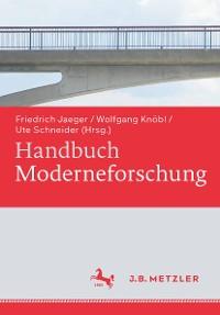 Cover Handbuch Moderneforschung