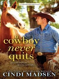 Cover A Cowboy Never Quits