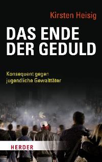 Cover Das Ende der Geduld