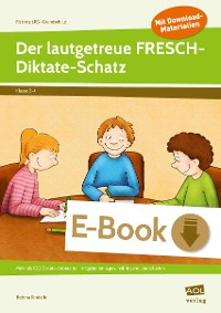 Cover 100 lautgetreue FRESCH-Diktate