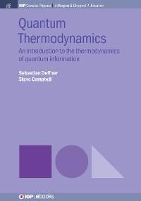 Cover Quantum Thermodynamics