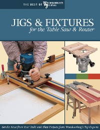 Cover Jigs & Fixtures for the Table Saw & Router