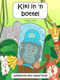 Cover Kiki in 'n bottel